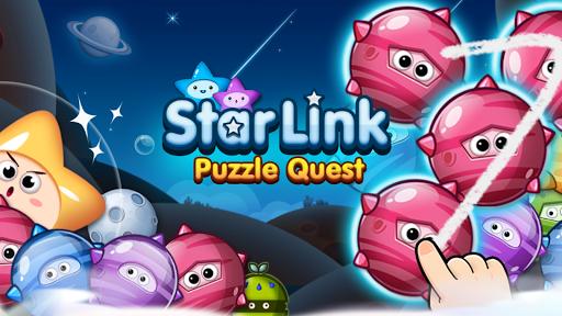 Star Link Puzzle - Pokki PoP Quest  screenshots 1