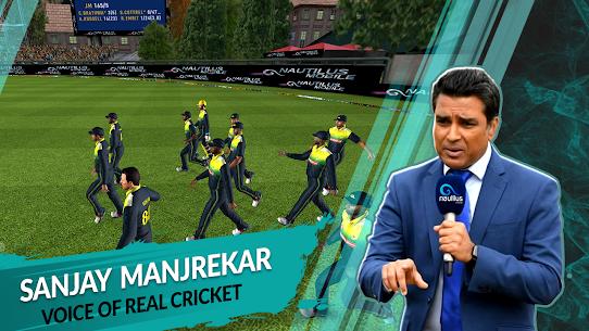 Real Cricket 20 mod (Unlocked) 7