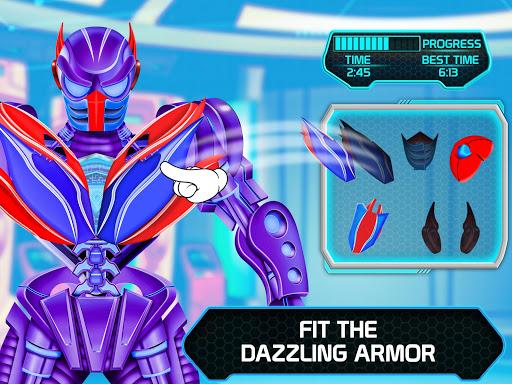 Assemble Robot Toy Suit  screenshots 2