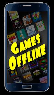 Games Offline - Free 4.7.0 screenshots 3