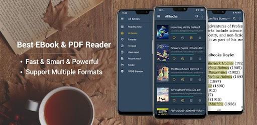 Ebook Reader & PDF Reader APK 0