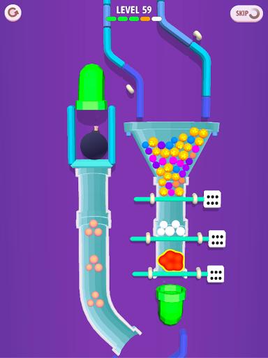 Pin Balls UP - Physics Puzzle Game  screenshots 21
