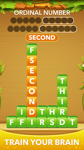 Word Heaps - Swipe to Connect the Stack Word Games  screenshots 1