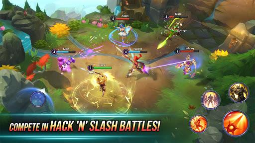 Dungeon Hunter Champions: Epic Online Action RPG 1.8.34 screenshots 13
