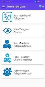 telemember | telegram member adder 2.0