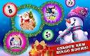 screenshot of Christmas Bingo Santa's Gifts