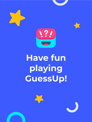 GuessUp - Word Party Charades & Family Game 3.3.0 screenshots 21