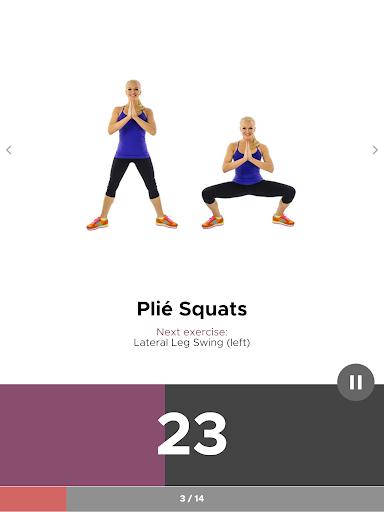 Foto do 30 Day Thigh Slimming Challenge