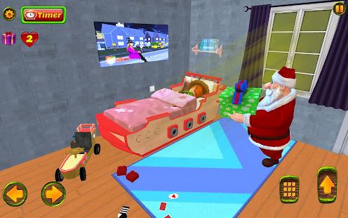 Santa Christmas Infinite Track 2.6.0 Screenshots 20