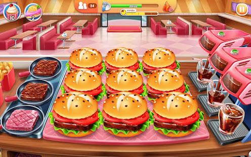 My Cooking - Restaurant Food Cooking Games 10.10.90.5052 Screenshots 8