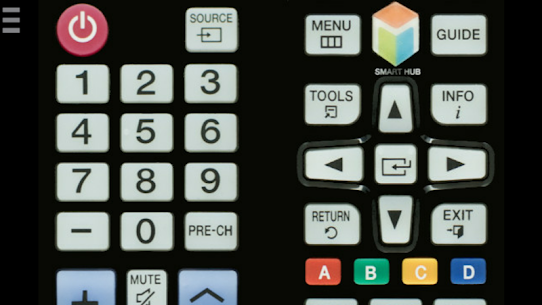 TV Remote Control for Samsung (IR – infrared) 4