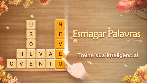 Esmagar Palavras: Palavras cruzadas & Cau00e7a Palavra apktram screenshots 7