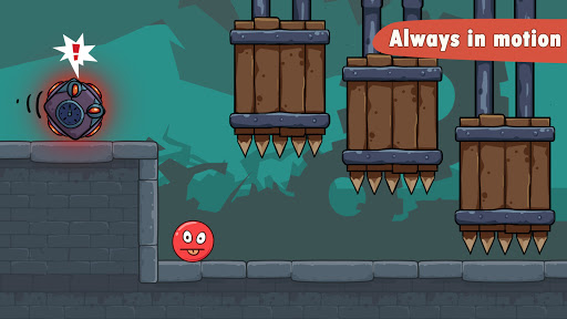 Bounce Ball 7 : Red Bounce Ball Adventure 1.3 screenshots 6