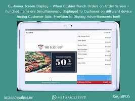 Royal POS Point of Sale for Restaurant & Retail
