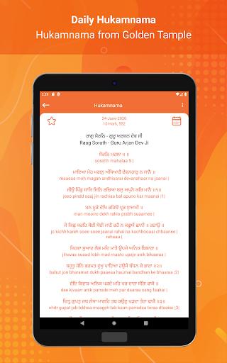 Sikh World - Nitnem & Live Gurbani Radio android2mod screenshots 13