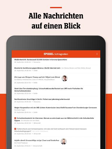DER SPIEGEL - Nachrichten 4.1.4 Screenshots 10