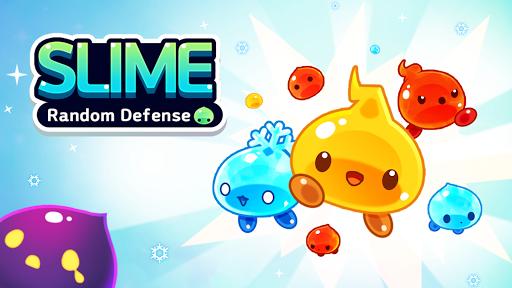 Slime Random Defense  screenshots 1