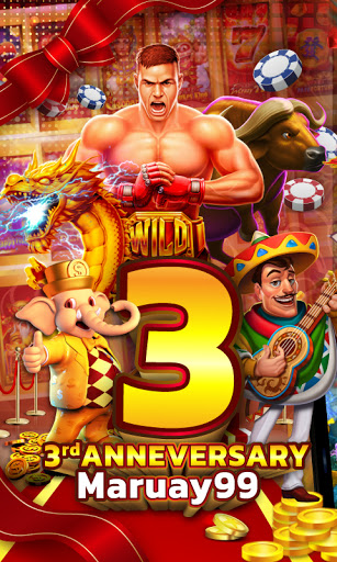 Slots (Maruay99 Casino) – Slots Casino Happy Fish  screenshots 1