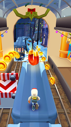 Subway Surfers  screen 1