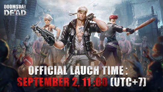 Doomsday of Dead MOD APK (ONE HIT) Download Latest Version 1