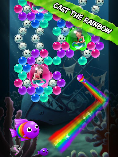 Bubble Fins - Bubble Shooter 5.4.2 screenshots 9