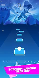BoBoiBoy Dancing Beat Tiles Hop 1.0 APK + Mod (Unlimited money) إلى عن على ذكري المظهر