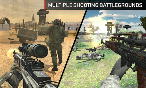 Army Mission Games: Offline Commando Game apkdebit screenshots 8