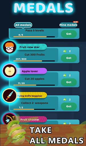 Crazy Juicer - Slice Fruit Game for Free screenshots 5