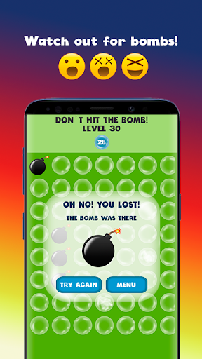 Pop bubbles air u2013 bubble wrap game  screenshots 6