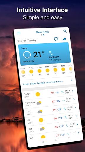 Weather Forecast 14 days - Meteored News & Radar  Screenshots 3
