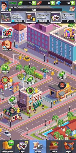 Idle Mafia - Tycoon Manager Apkfinish screenshots 20