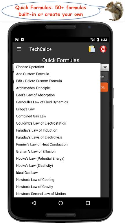TechCalc+ Scientific Calculator (adfree)  poster 7