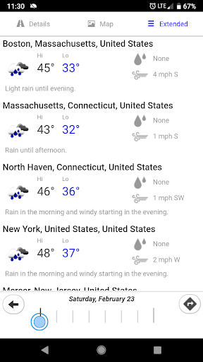 Highway Weather  Paidproapk.com 4