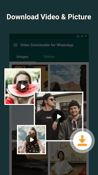 Status Saver for WhatsApp – Download Video & Photo