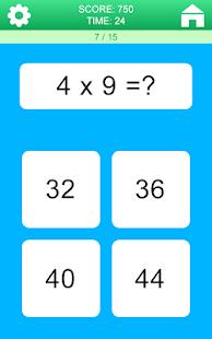 Math Games 36 screenshots 3