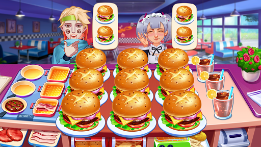 Cooking Master Life :Fever Chef Restaurant Cooking screenshots 1