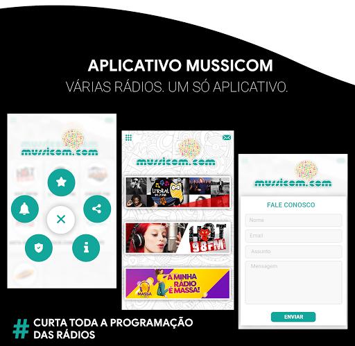 mussicom brasil - mussicom.com screenshot 1