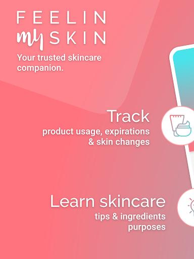 FeelinMySkin - Skincare Routine Assistant  Screenshots 9