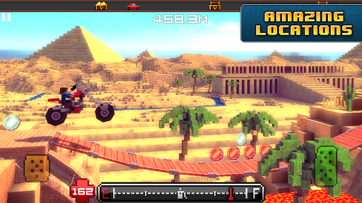 Blocky Roads 1.3.7 screenshots 1
