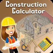 Construction Calculator Material & Volume Estimate