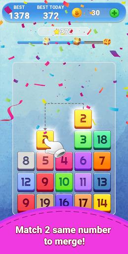 Merge Number Puzzle  screenshots 1