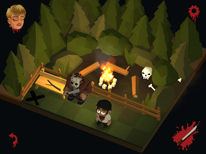 Friday the 13th: Killer Puzzle Screenshot
