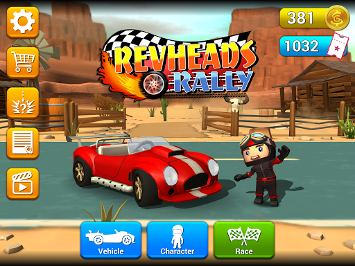 Rev Heads Rally 6.14 screenshots 7