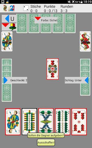 Watten Champion screenshots 11