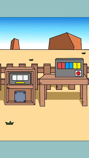 脱出ゲーム2~荒野~  screenshots 2