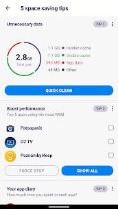 AVG Cleaner Pro + Mod APK (No Ads, Premium Unlocked) – Updated 2021 4