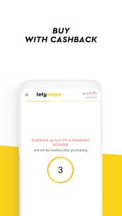 LetyShops: compras con cashback 4