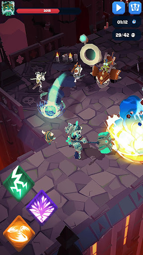 Mighty Quest For Epic Loot - Action RPG goodtube screenshots 8
