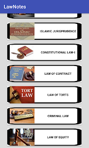 Law Notes (Basics of Law) 2