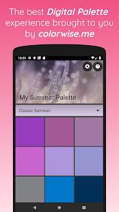 My Summer Palette
